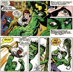 Rick Jones & The Hulk