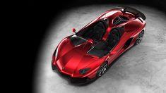 Lamborghini Aventador J.