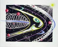 Kenny Scharf | Gregg Shienbaum Fine Art