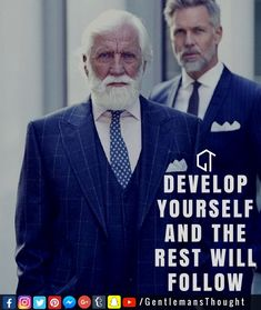 DEVELOP YOURSELF AND THE REST WILL FOLLOW  #gentlemansthought #men #lifequote   #Inspirational #inspiredaily #inspired #hardworkpaysoff #hardwork #motivation #determination #businessman #businesswoman #business #entrepreneur #entrepreneurlife #entrepreneurlifestyle #businessquotes #success #successquotes #quoteoftheday #quotes #Startuplife #millionairelifestyle #millionaire #money #billionare #hustle #hustlehard #Inspiration #Inspirationalquote