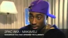 "here are some nice 2pac interviews, ignore all of this ""illuminati"" horse shit"