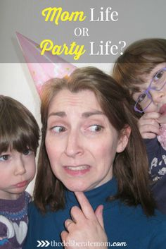 Parenting or partying? Sunrise to sunset I host a party that would make most college kids jealous. Mom life or party life? You decide.