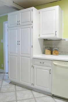 Young House Love | How To Paint Your Cabinets (Hallelujah, They're Done!)