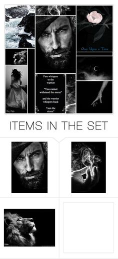 """The shape shifter finds love"" by mcheffer ❤ liked on Polyvore featuring art, expression, collages, artexpression and MatchWorkCollageArtGroup"