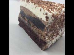 Makovo - nugátová torta Elezi Bratislava - YouTube #elezibratislava #elezi #poctivepecenie #poctivazmrzlina #cajovepecivoelezi #zakusky #torty #slanepecivo #bratislava #cukrarenelezi https://www.facebook.com/cukrarenelezi/  https://twitter.com/Cukraren_Elezi