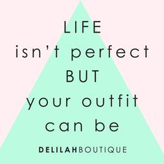 Perfect your wardrobe now at delilahboutique.com xx