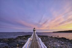 New England Photography of Marshall Point Light in Port Clyde Maine