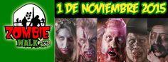 Zombie Walk Argentina 2015 - Retiro, Distrito Federal, Argentina, 1 de Noviembre 205