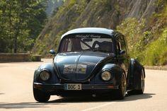 Dr. Gerold VW Beetle