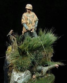 Michigan Toy Soldier Company Fine Toy Soldiers and Military Miniatures - World War II Gallery