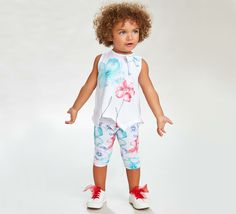 iDO Baby Girl collezione primavera estate 2014 #PE2014 #PE14 #SS14 #kidsfashion #bechic