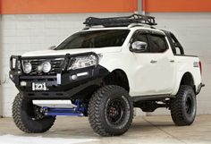 Nissan navara lift kit