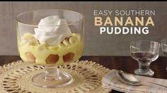 Kraft Recipes Google+  - Healthy Recipes - #Google #healthy #Kraft #Recipes Banana Pudding Desserts, Southern Banana Pudding, Kraft Recipes, Recipe Today, Grain Free, Sour Cream, Easy Meals, Healthy Recipes, Sweet