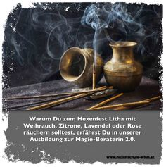 Incense, Training, Witches, Lavender
