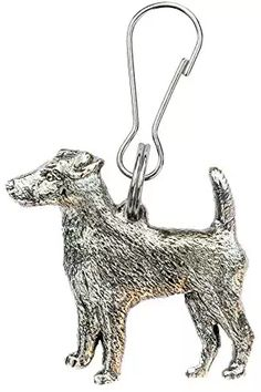 Fox-terrier à Poil Lisse Made in UK, Collection Tirette Artistique Style Chien Cute little doggy from Amazon France