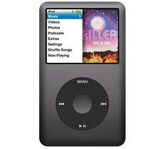 Apple iPod Classic 6G 160GB (2007)