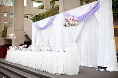Niche Events was honoured to design the décor and flowers for this beautiful August Wedding. Featuring colours of white and lavender, we were able to Niche Decor, August Wedding, Wedding Planner, Lavender, Stylists, Flowers, Beautiful, Design, Wedding Planer