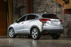 2016 Honda HR-V US-Version  #Japanese_brands #2016MY #Los_Angeles_Auto_Show_2014