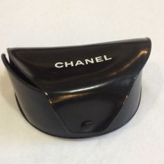 Chanel black sunglasses case MAKE AN OFFER Used , has rip on left side , inside a bit worn , Still has life left , price reflects damage, CHANEL Accessories Sunglasses