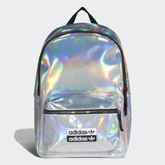 Bag it up with adidas bags for women. Gym bags, shopping bags, hand bags, purses - never leave the house without. Adidas Backpack, Adidas Bags, Cute Mini Backpacks, Stylish Backpacks, Small Backpack, Backpack Bags, Mochila Jansport, Silver Bags, Cute School Supplies