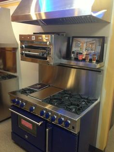 BlueStar Salamander Broiler- Cooks steaks like a high end ...