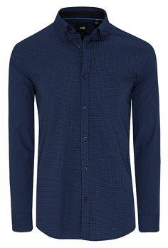 Guys, it's time to get this   Verbier Slim Fit Shirt http://www.fashion4men.com.au/shop/yd/verbier-slim-fit-shirt/ #ApparelClothing, #Fit, #Navy, #Shirt, #Slim, #Verbier, #Yd