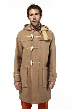 Gloverall | (Mens) Fashion 451 | Pinterest | Best Duffle coat ...