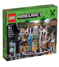 LEGO Minecraft The Mine (21118)