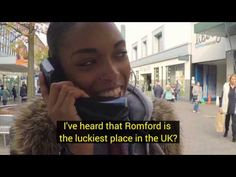 The People Of Romford Answer The Call To Share Their Good Fortune - YouTube