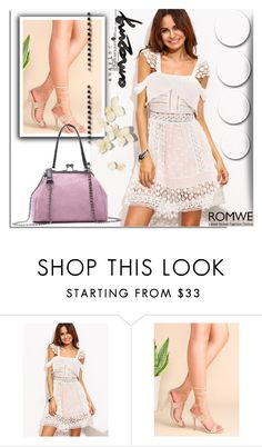 """""""ROMWE 5"""" by melissa995 ❤ liked on Polyvore"""