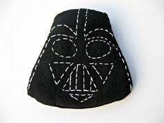 Darth Vader Beanbag Pattern
