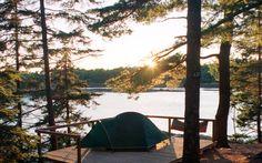 Best Campsites: Acadia National Park, Maine