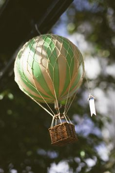 hot air balloons always remind me of all around the world in 80 days.