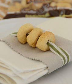 Taralli, spaghetti e paccheri per decorare la tavola in modo originale! Sorprendi gli ospiti con queste semplici idee