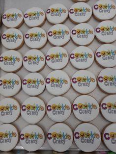 Cookie Crazy - LOGO Cookies - Gluten