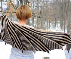 Ravelry: Afternoon shadows pattern by Irina Eberhardt