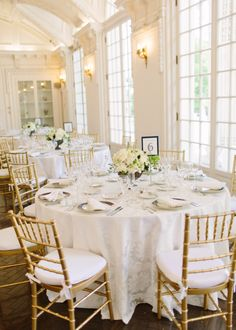 Classic Cream and Navy Reception Decor   photography by http://martalocklear.4ormat.com
