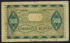 Gambar Uang Rupiah Historical Photos, Stamp, History, Cool Stuff, Metal, Euro, Vintage, Banknote, Java
