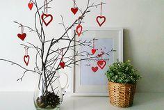 decorar con ramas secas 10 - Vivir Creativamente