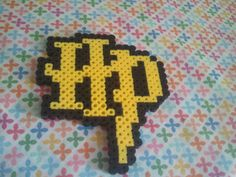 Harry Potter Perlers on Etsy, $12.00