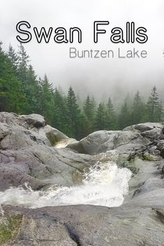 Swan Falls Loop Hike at Buntzen Lake Columbia Travel, Canada Travel, British Columbia, Hiking Guide, Hiking Trails, Adventure Time, Adventure Travel, Oh The Places You'll Go, Places To Visit