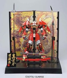 43.77$  Watch now - http://alivct.worldwells.pw/go.php?t=32448757902 - Free shipping action figures robot anime assembled Gundam MG 1:100 True Warrior Deluxe Edition luminous stickers original box