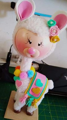 Dolly Doll, Biscuit, New Hobbies, Hello Kitty, Dolls, Cute, Polymers, Llamas, Crafts