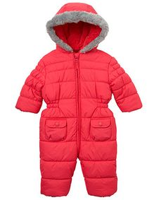 Mothercare Padded Snowsuit