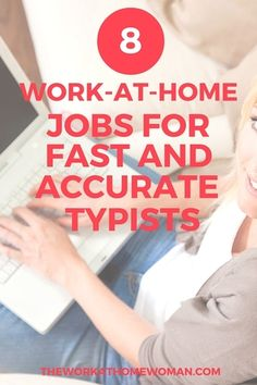 Are you looking for a work-at-home job that involves data entry? Here's a great list of jobs and companies that offer legit data type gigs for fast typists.