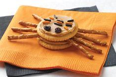 RITZ+Spiders+recipe