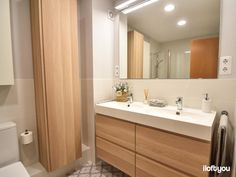Baños en Sta. Perpetua – i loft you – Interior Design