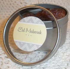 Perfect for Ramadan OR EID!!! Set of 12 Favors by SalaamCards on Etsy, $24.00