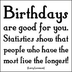 Happy Birthday to me! :)))))