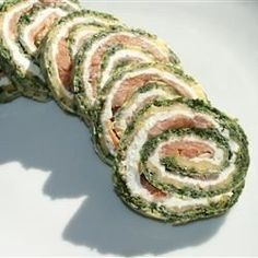 Spinach- Salmon- Roll - Allrecipes.com
